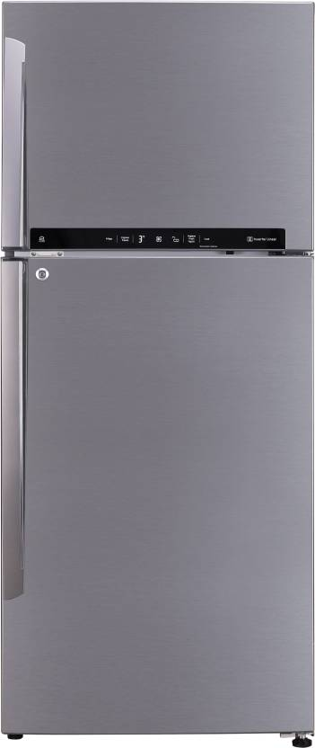 LG 437 L Frost Free Double Door 3 Star Refrigerator
