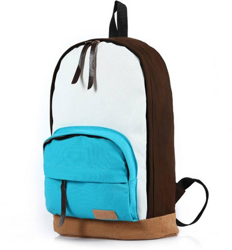 5f80c7eadb9 GOCART Unique Designed Girls Fancy Collage Backpacks Backpack for ...