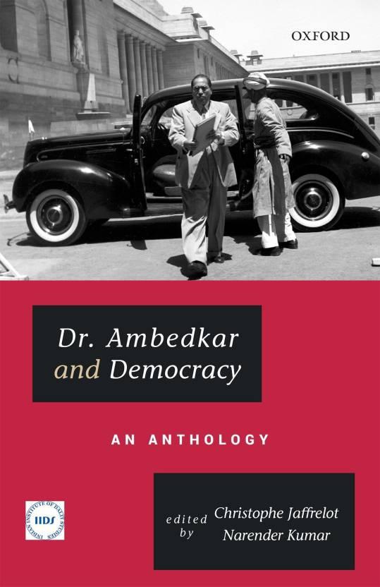 Dr  Ambedkar and Democracy: An Anthology: Buy Dr  Ambedkar and