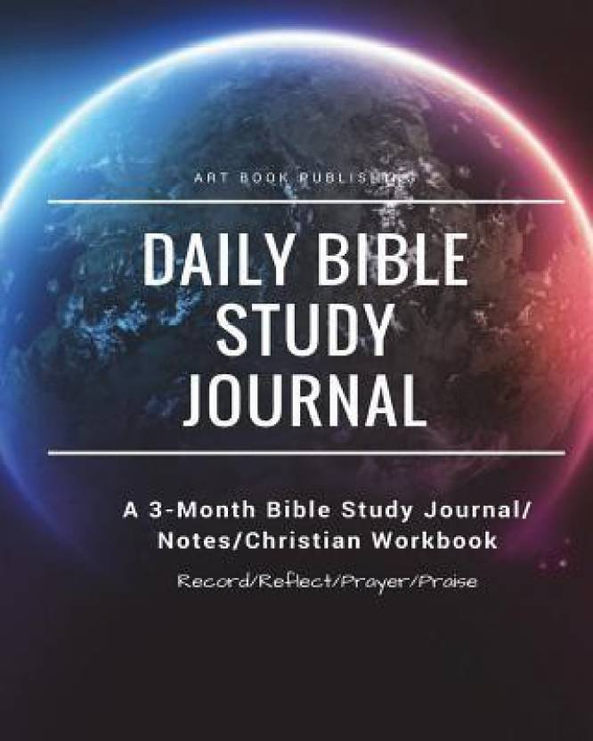Daily Bible Study Journal - Buy Daily Bible Study Journal