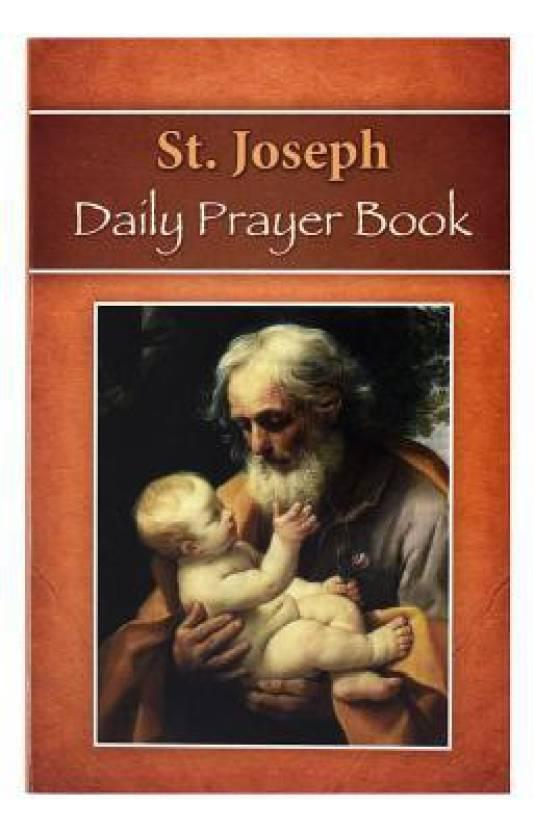 Saint Joseph Daily Prayerbook - Buy Saint Joseph Daily