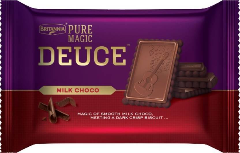 Britannia Pure Magic Deuce Milk Choco