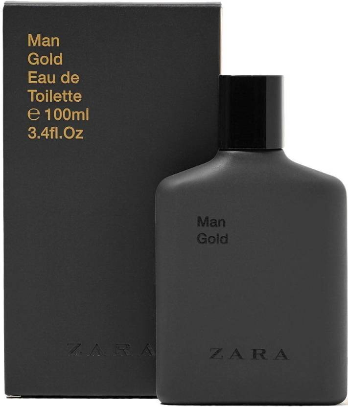 Buy Zara Man Gold Eau De Toilette 100 Ml Online In India