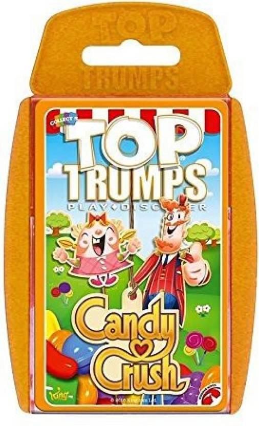 Winning Moves Candy Crush Soda Saga Card Game - Candy Crush