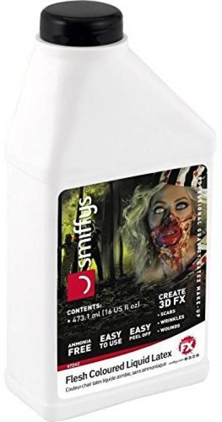 Smiffys 47042 Low Ammonia Zombie Liquid Latex (One Size) - 47042 Low ...