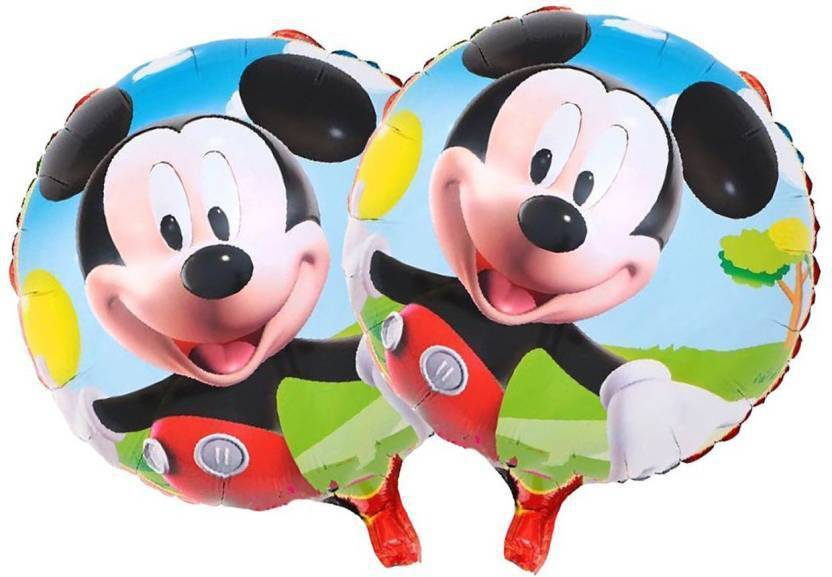 Flipkartcom Rkandroid Printed 18 Inch Pack Of 2 Mickey