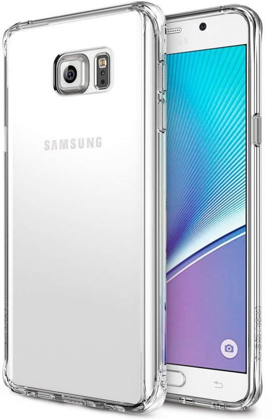 pretty nice 710b0 bbf59 Ringke Back Cover for Samsung Galaxy Note 5 [FUSION] Transparent TPU ...