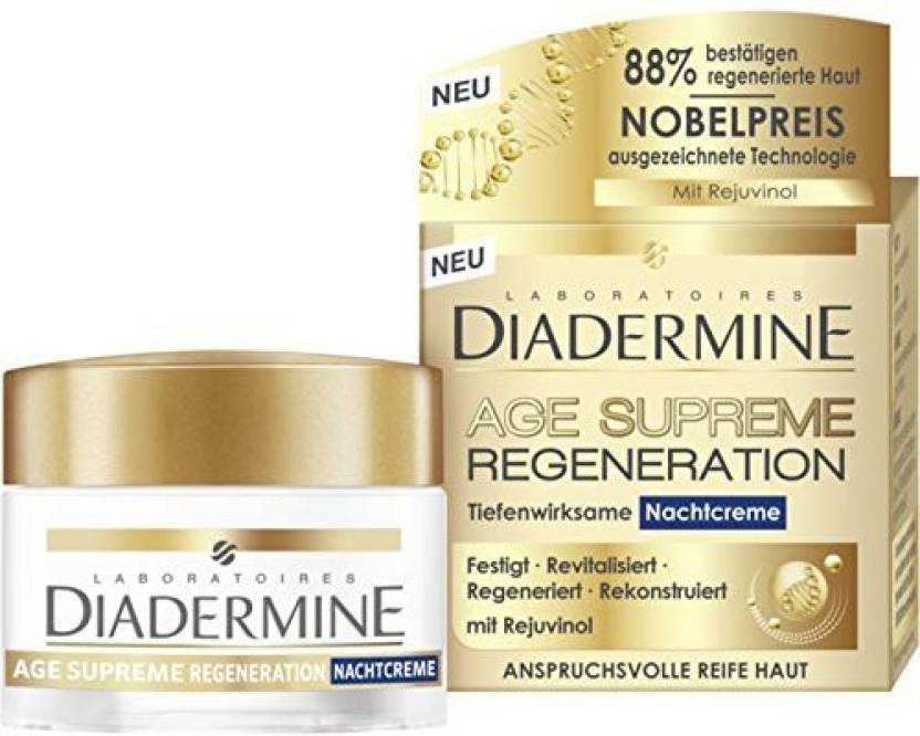 Diadermine Age Supreme Regeneration Deep Action Night Cream