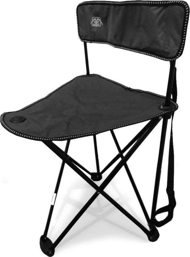 Kawachi Multipurpose Portable Folding Tripod Chair Plastic Outdoor
