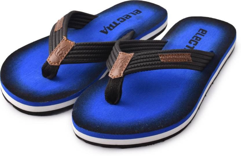 a18ab6d12 Electra Men s Blue Color Thong-Style (Size-9) Flip Flops - Buy ...