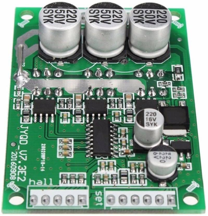REES52 DC 12V-36V 500W Brushless Motor Controller Electronic