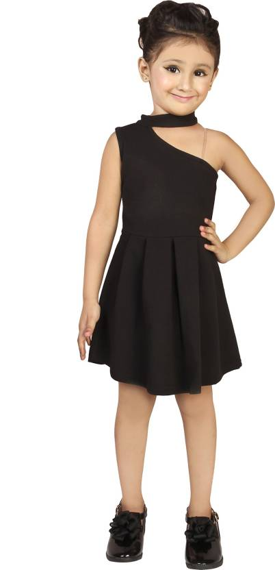 Addyvero Girls Midiknee Length Party Dress Price In India Buy