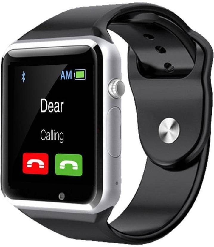 8020b688b80 MOBILZA Bluetooth Smart Watch Compatible with All Android
