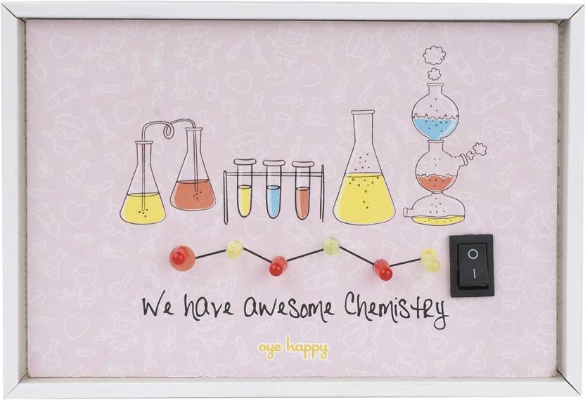 Oye happy awesome chemistry romantic greeting card gift for oye happy awesome chemistry romantic greeting card gift for girlfriend boyfriend husband wife greeting card gift m4hsunfo