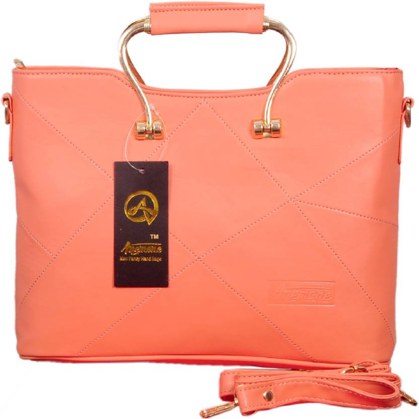60c224837021 Buy Anemone Shoulder Bag Orange Online   Best Price in India ...