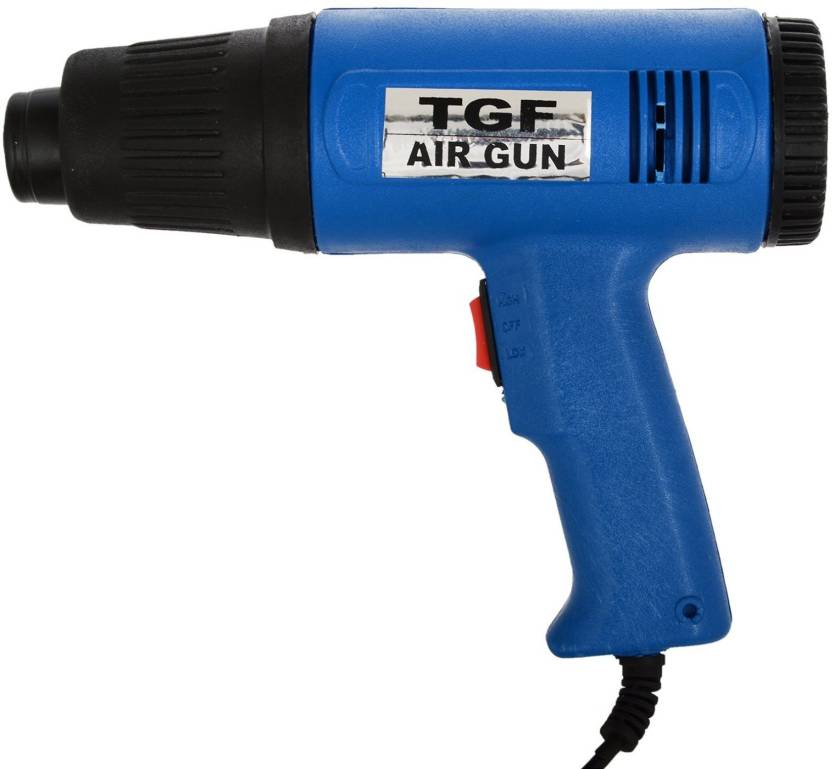 BOOSTY Hot Air Gun (Blue & Black) 1800W 1800 W Heat Gun