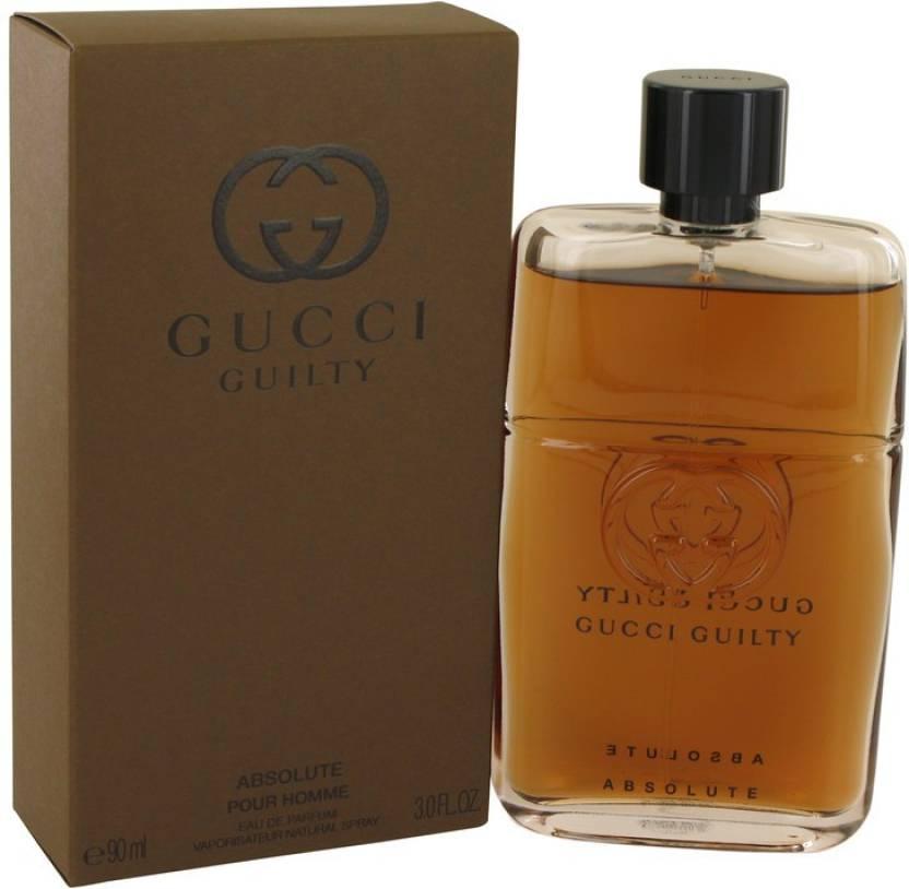 Buy Gucci Perfume Guilty Absolute For Mens Eau De Parfum 90 Ml