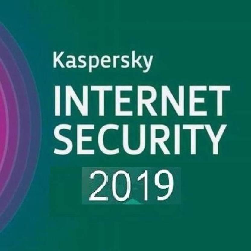 KASPERSKY Internet Security latest version 1 User 1 Year 1 PC