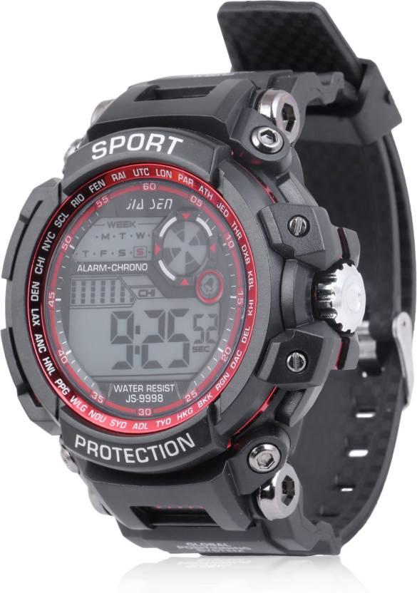 0263372fd Skylofts Digital Dial Men s   Boy s Sports Watch for Kids- Red Watch - For  Boys - Buy Skylofts Digital Dial Men s   Boy s Sports Watch for Kids- Red  Watch ...