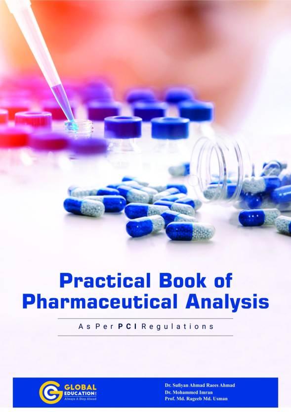 Practical Book of Pharmacy Analysis : Pharmacy Analysis Practical