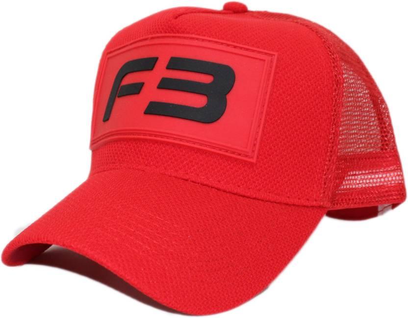 Friendskart Printed F3 HF Net baseball cap summer mesh hats adult unisex  casual baseball caps adjustable cap snapback caps Cap Cap - Buy Friendskart  Printed ... ff25b1bdbd32