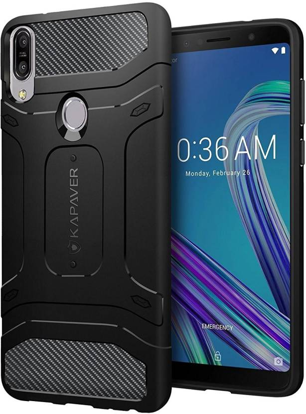lowest price 1116d 3620b Kapaver Bumper Case for Asus Zenfone Max Pro M1