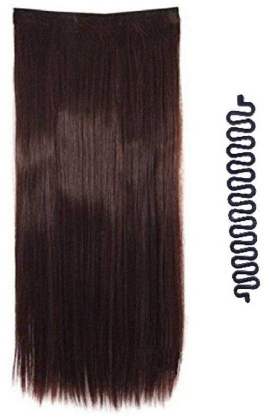 Majik Extensions For Girls And Women Black Hair Extension Price In