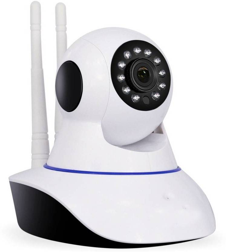 ALONZO Wireless Security Camera, Usable as a Wi-Fi Camera