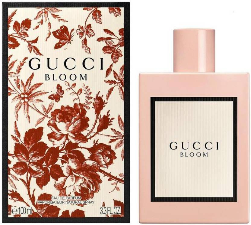 Buy Gucci Perfume Bloom For Women Eau De Parfum 100 Ml Online In