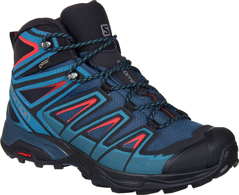sports shoes c4a5a 03a40 Salomon X Ultra 3 Mid GTX Running Shoes For Men
