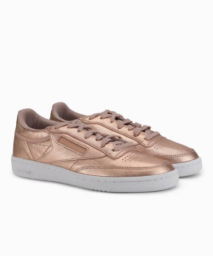 23123712383 REEBOK CLUB C 85 MELTED METAL Sneakers For Women - Buy PEARL MET ...