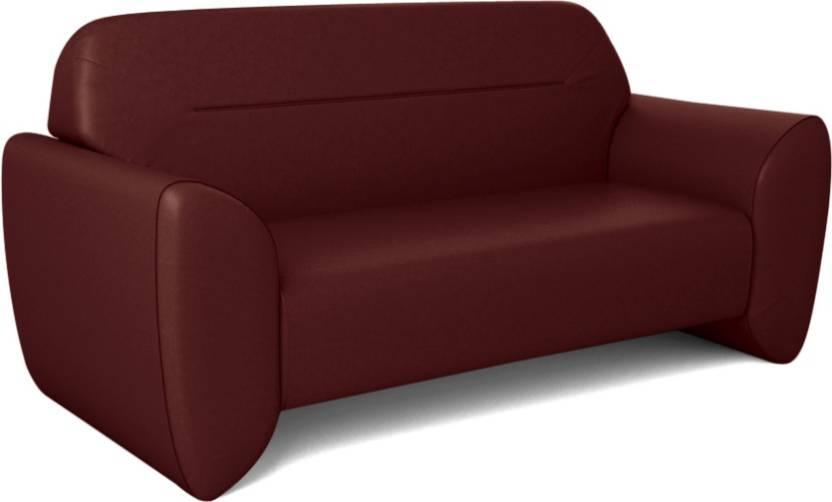 Godrej Interio Baymax Leatherette 3 Seater Sofa Price In India Buy