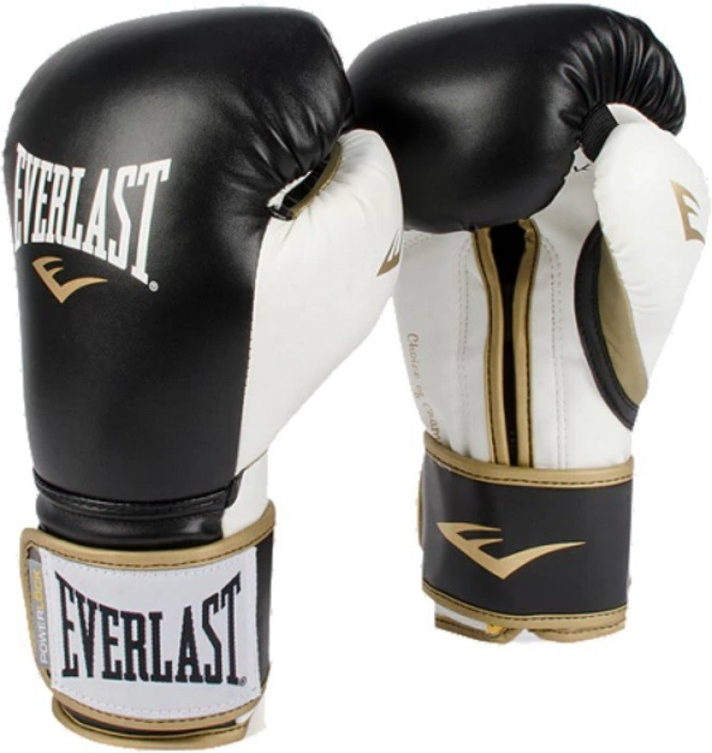 Everlast Powerlock Hook /& Loop Boxing Gloves