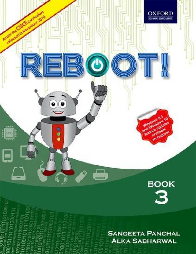 Reboot! Book 3: Buy Reboot! Book 3 by Sangeeta Panchal, Alka