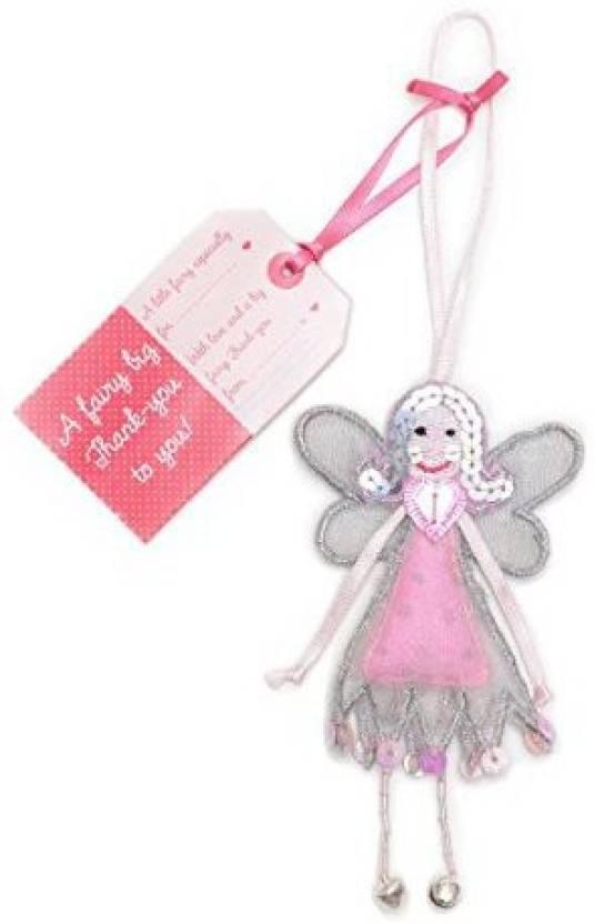 Believe You Can Fair Trade Fairies - Fairy Big Thank Pixie