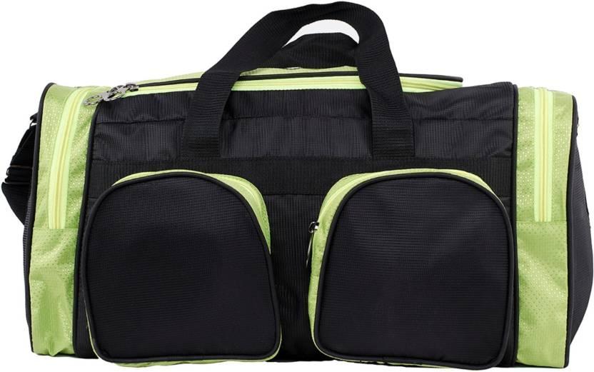 TT BAGS DUFFLE-1 Travel Duffel Bag (Black 9773725a37729