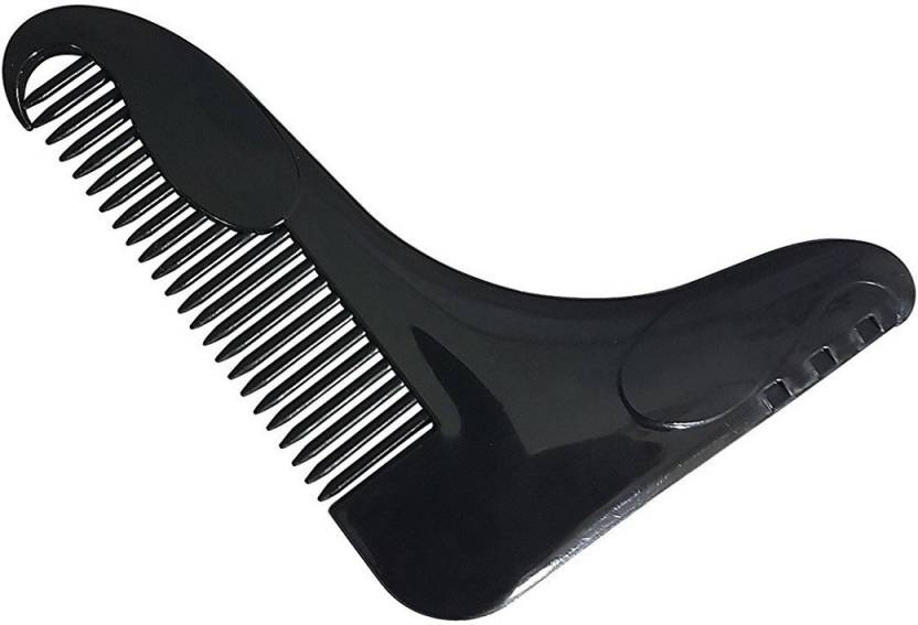 Confidence Beard Shaping Tool for Perfect Lines and Symmetry