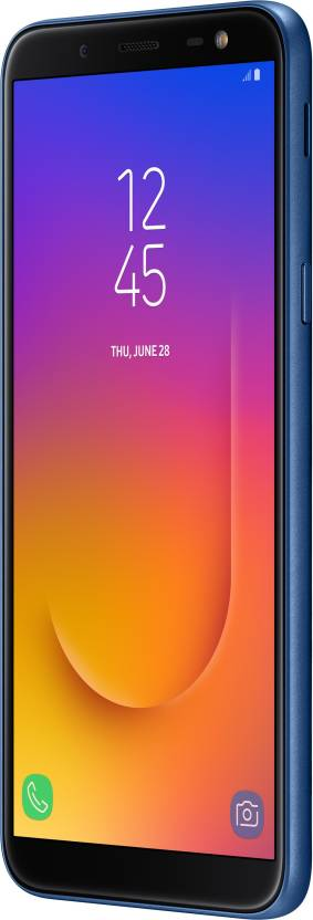 Samsung Galaxy J6 (Blue, 32 GB)(3 GB RAM)