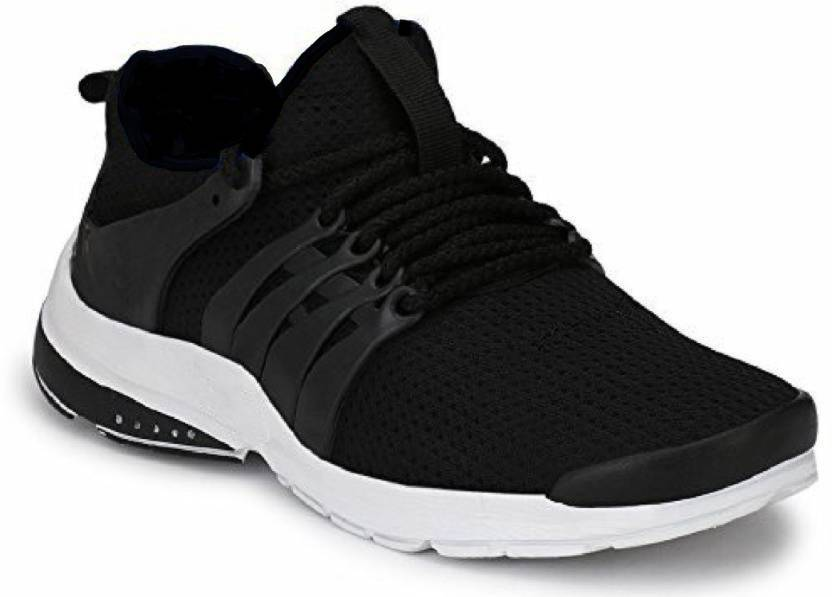 official photos e4963 84f16 Foot Locker Men s Nitro Series Mesh Running Shoe Running Shoes For Men  (Black)