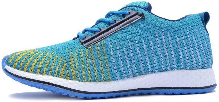 online retailer 065ad baf57 Foot Locker Men s Casual Running Sports Shoes Casuals For Men (Blue)