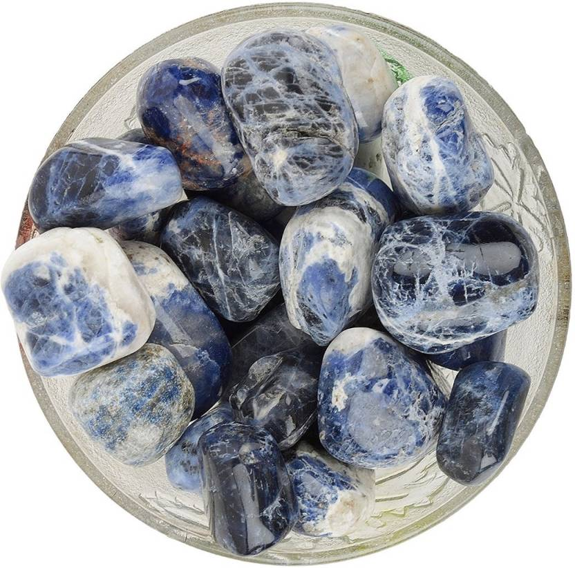 Excel Sodalite stone - healing crystals and stones