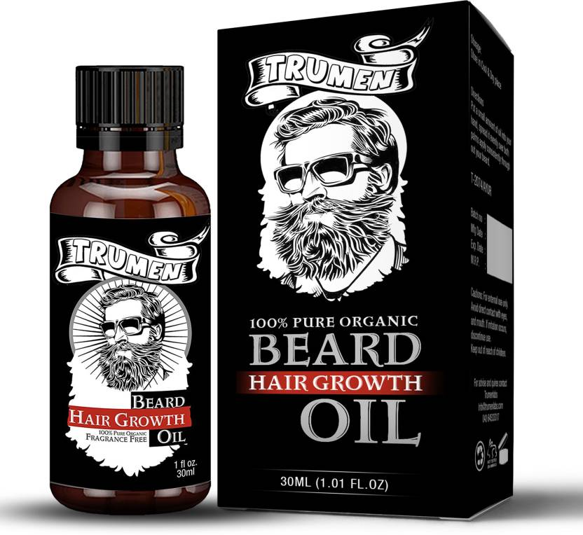 Shaving & Hair Removal Reliable Grow Bar Organics Beard Oil 1 Oz