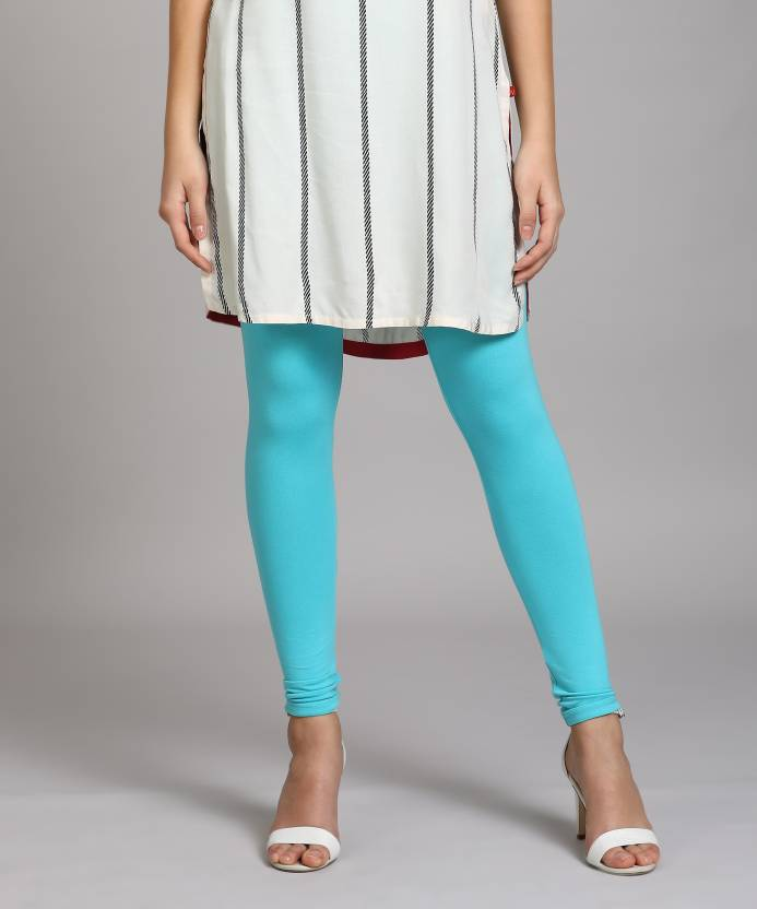 07493ed8b3ccb9 Global Desi Women's Light Blue Leggings - Buy TURQ Global Desi Women's  Light Blue Leggings Online at Best Prices in India | Flipkart.com
