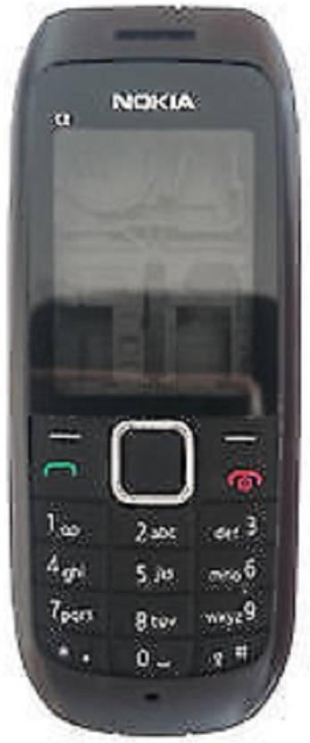 timeless design 57517 cffe1 DPROQ Full Body Housing Panel For Nokia C1-00 BLACK Front & Back ...