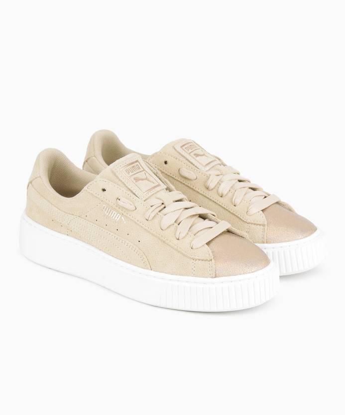 e19114b0286 Puma Suede Platform LunaLux Wn's Sneaker For Women
