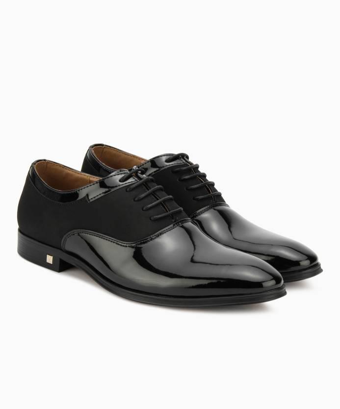 6cd65f5d54a193 V Dot by Van Heusen Party Wear For Men - Buy BLACK Color V Dot by ...