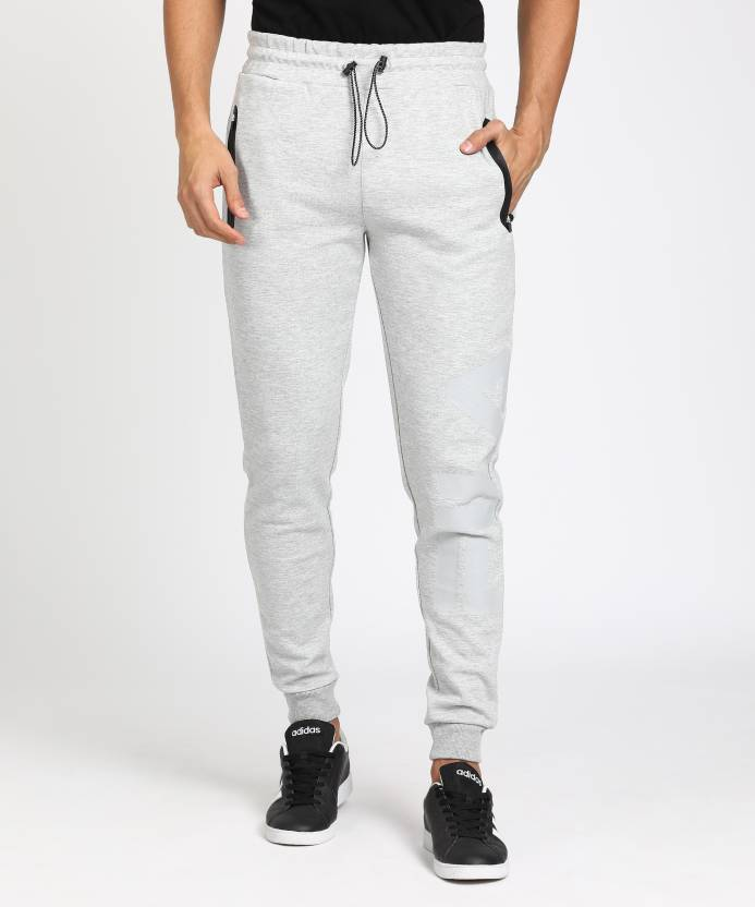 d9ef1df211bd Fila Solid Men s Grey Track Pants - Buy LT GRY MRL Fila Solid Men s Grey  Track Pants Online at Best Prices in India