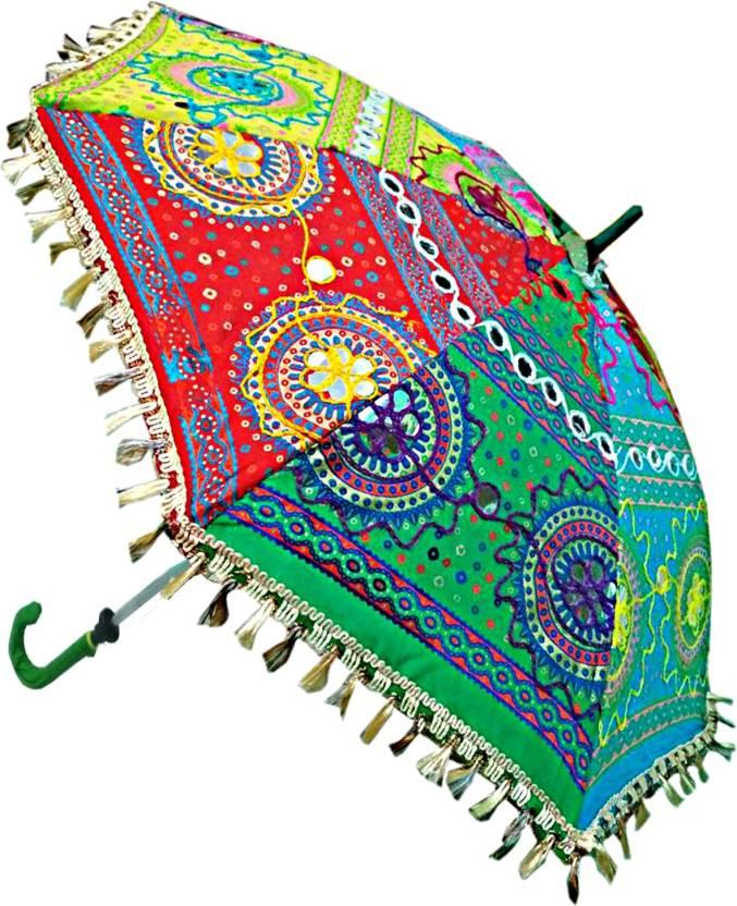 dfe570ca2425b sdshopping Rajasthani Folding Sun Umbrella - Buy sdshopping ...