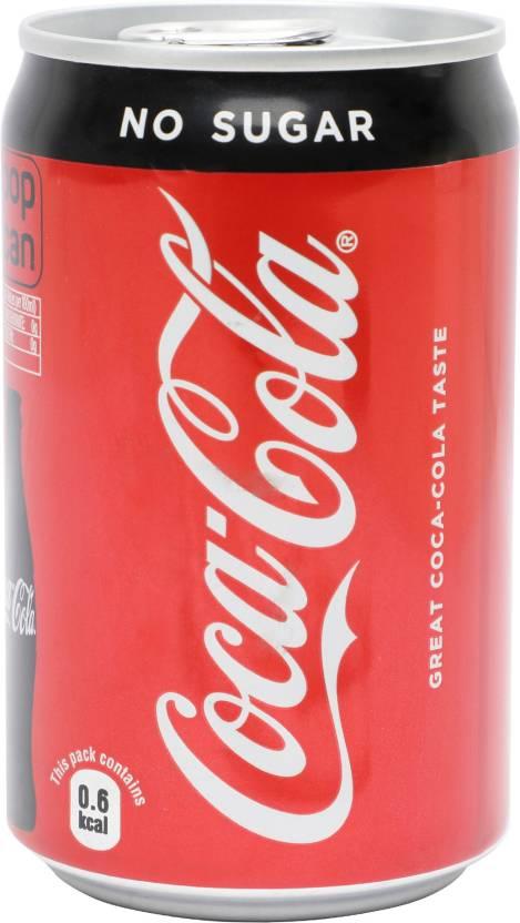 Coca-Cola No Sugar 200 ml Price in India - Buy Coca-Cola No