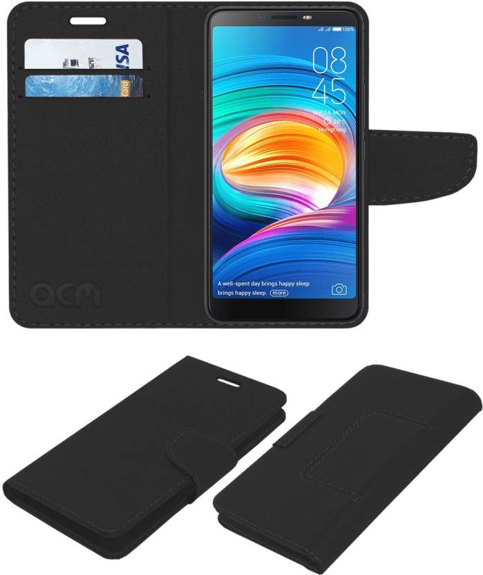ACM Flip Cover for Tecno Camon I Click - ACM : Flipkart com